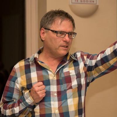 Causerie - Timotheus in gesprek met Dirk Gysels