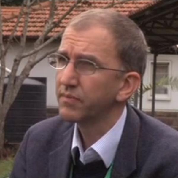 Causerie - Timotheus in gesprek met Nicolas Standaert