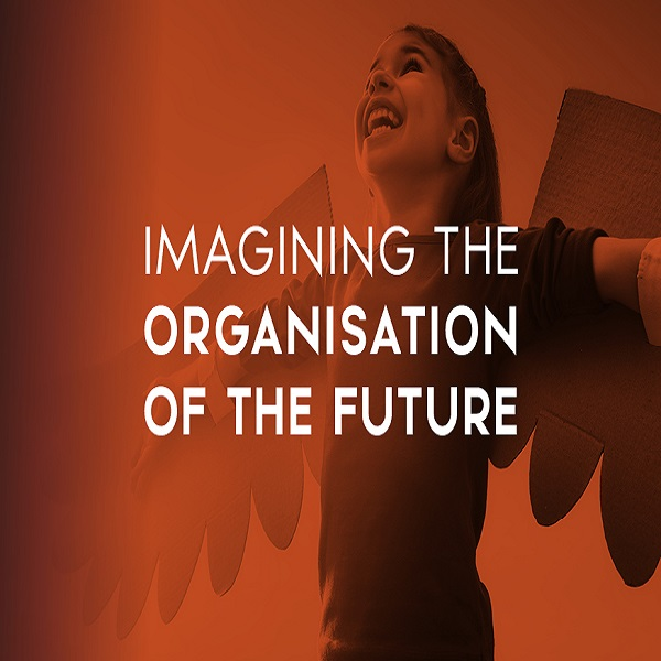Causerie - Timotheus in gesprek met Organisation of the future