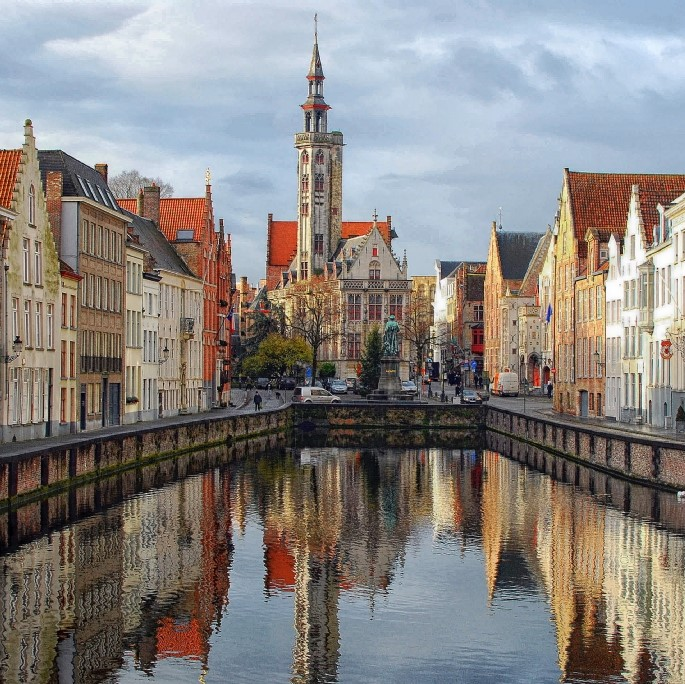 Exploratie van Brugge