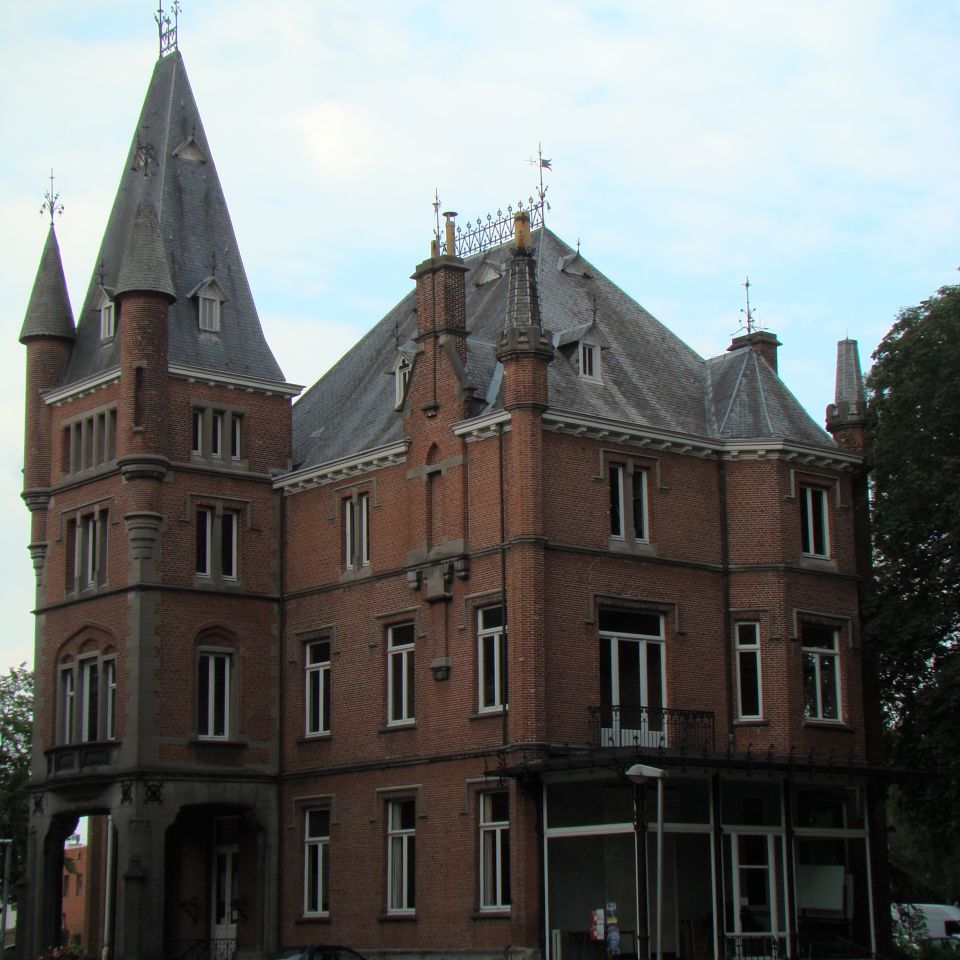 Sit-in - 't Kasteel